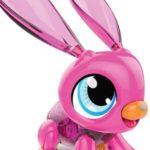 juguete robot de conejo para niños
